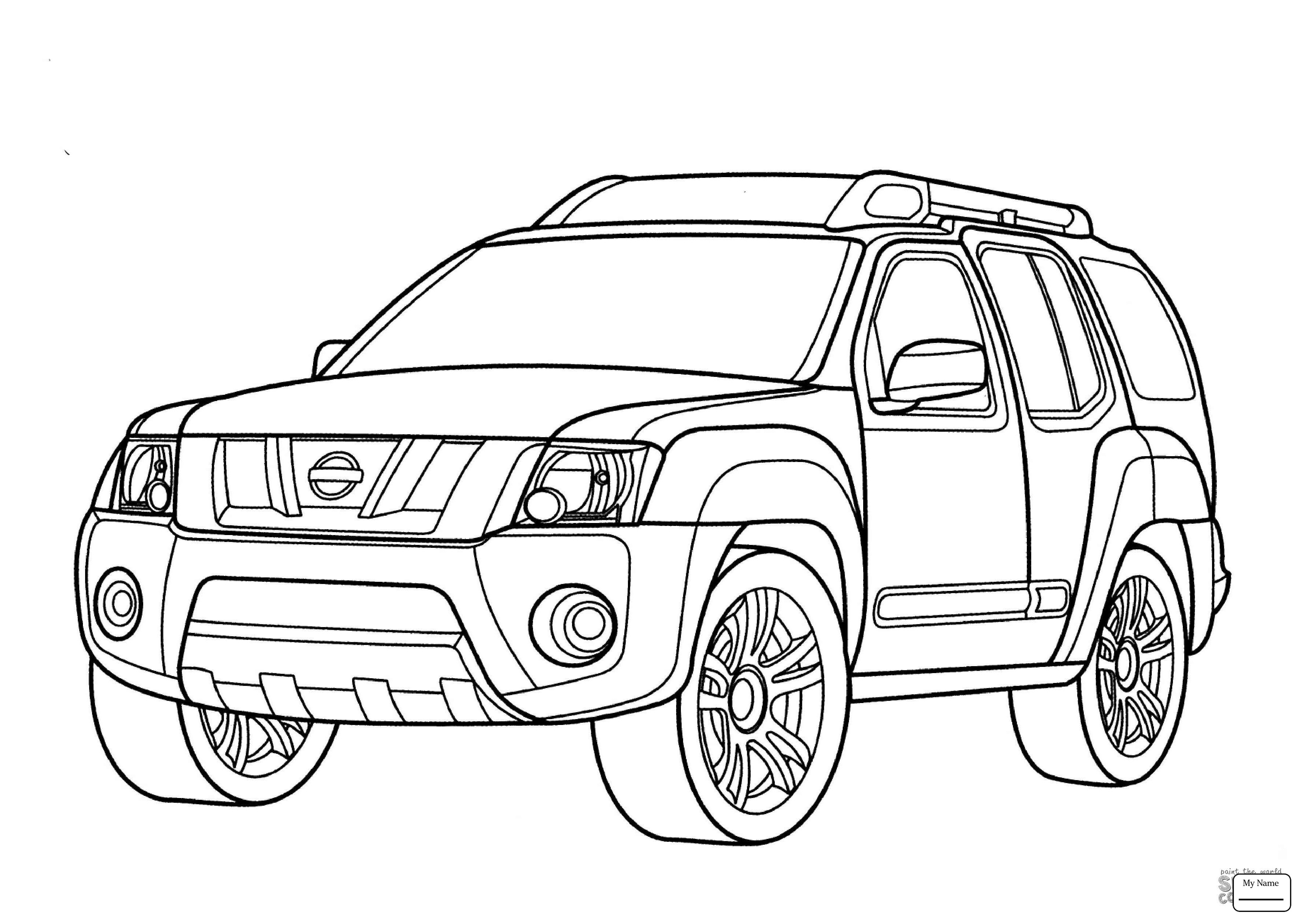 3578x2530 Super Car Nissan Coloring Page Lovely Coloring Pages For Kids