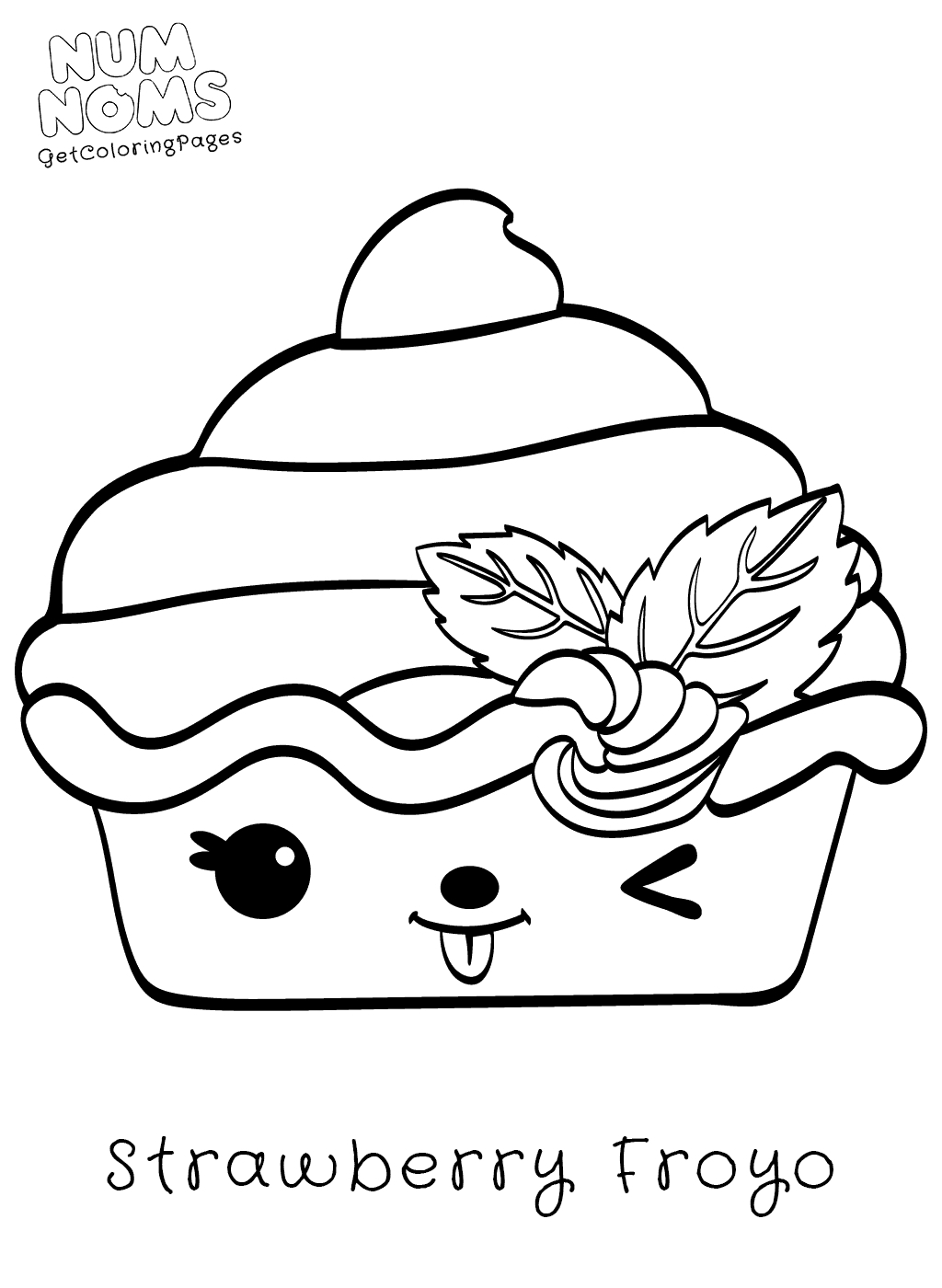 1024x1400 Best No Nom Coloring Pages Design Great Collection