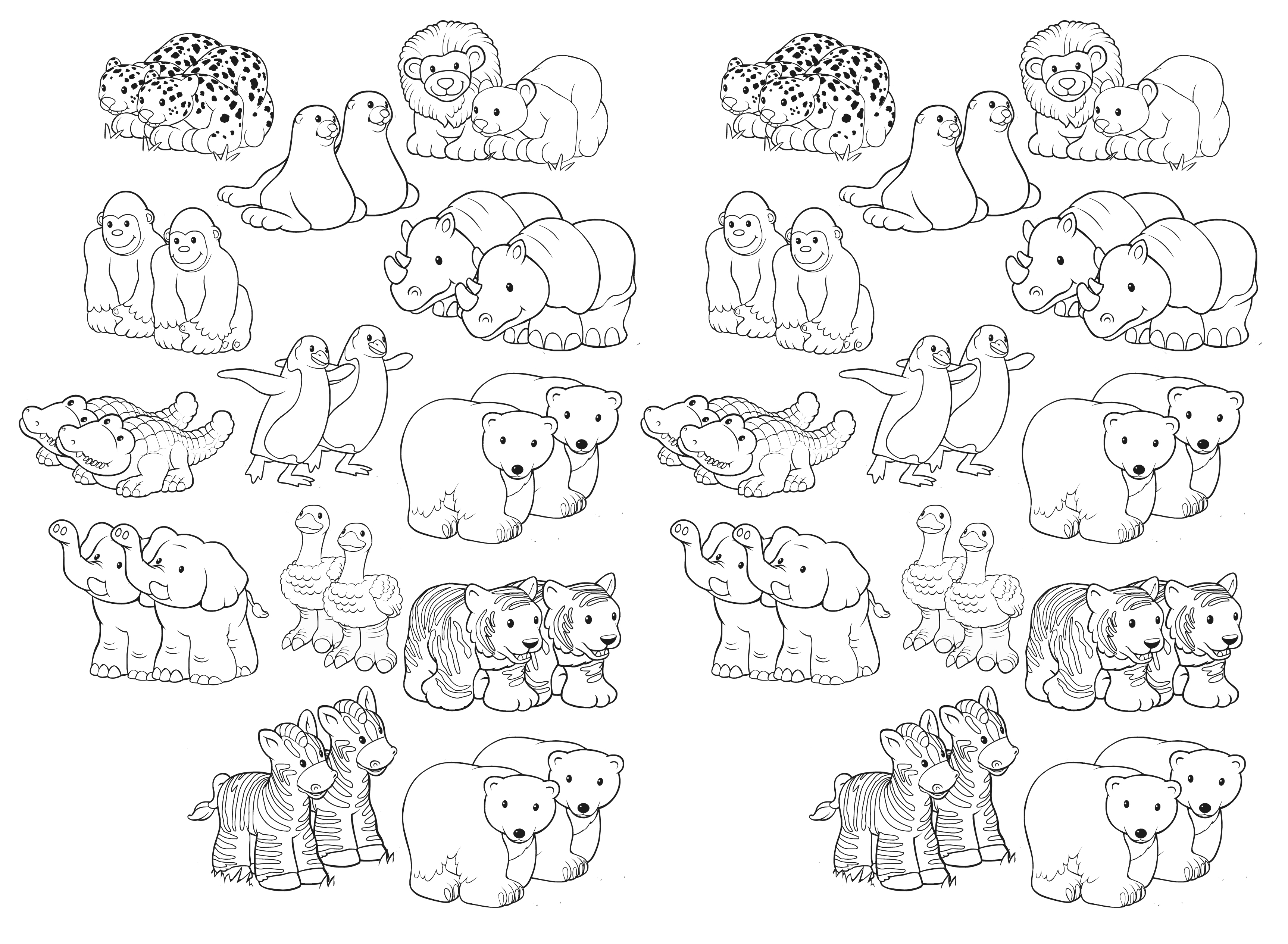 Noahs Ark Coloring Page At Getdrawings Com Free For Personal Use