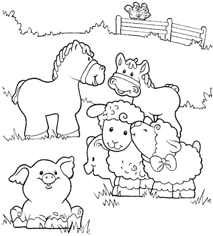 687x761 Coloring Of Animals Nocturnal Animals Coloring Pages Medium Size