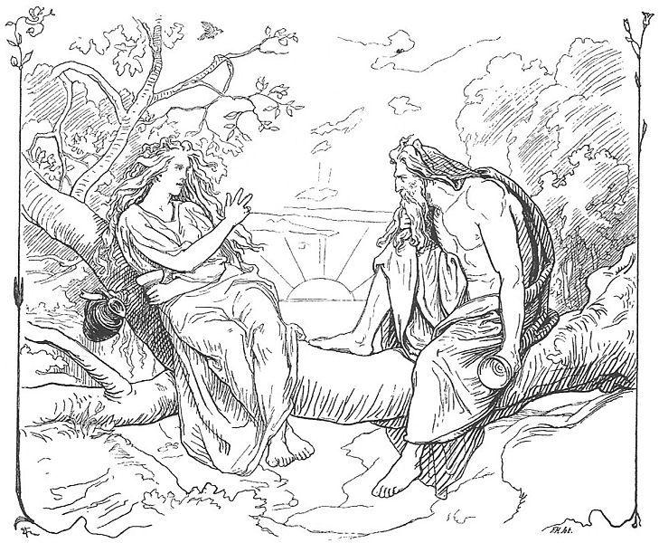 729x600 Norse Mythology