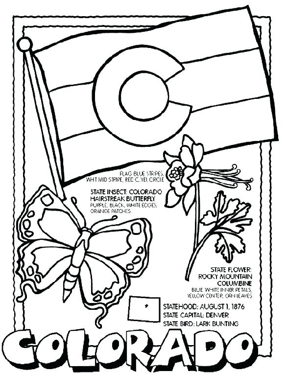586x762 State Coloring Pages Coloring Pages Colouring Sheets State Ohio