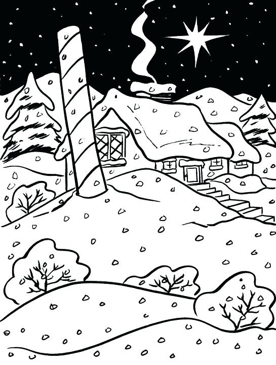 545x720 North Pole Coloring Pages North Pole Coloring Index North Pole