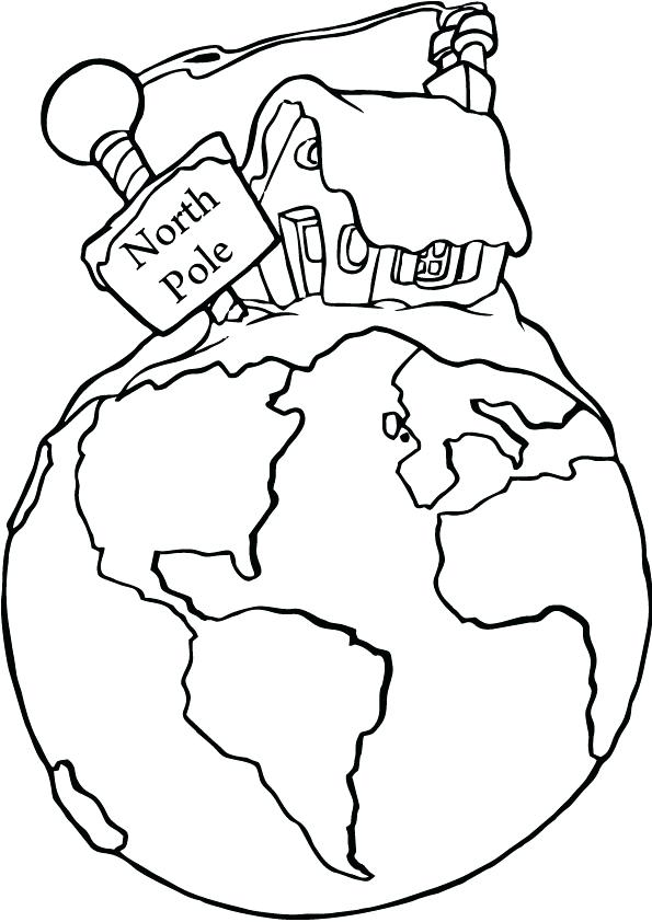 595x842 Totem Pole Coloring Pages North Pole Coloring Pages Native