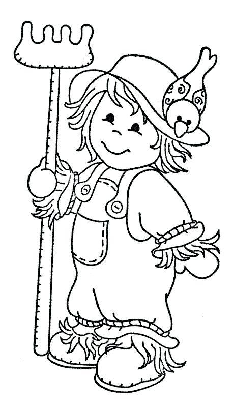 458x804 Scarecrow Coloring Pictures Vie D Par Co Precious Moments Alphab