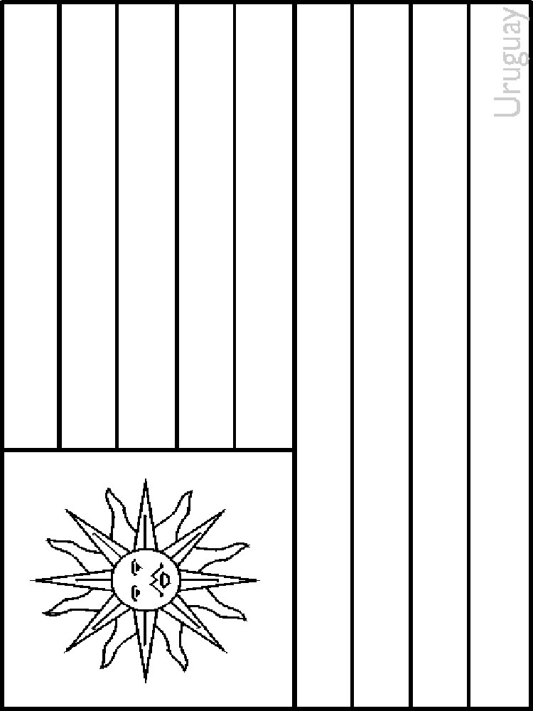 Norway Flag Coloring Pages At Getdrawings Com Free For Personal