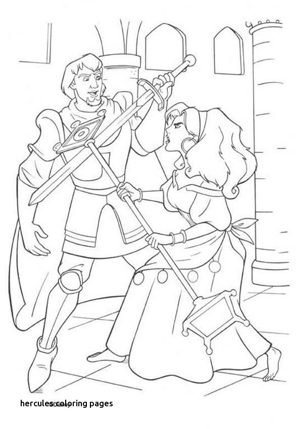 586x850 Barbie And The Magic Of Pegasus Coloring Picture For Hercules
