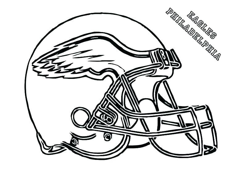 736x568 Football Coloring