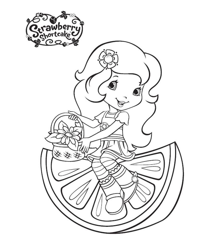 The Best Free Moranguinho Coloring Page Images Download From 6