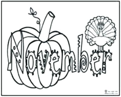 400x322 November Coloring Pages Coloring Book November Coloring Pages