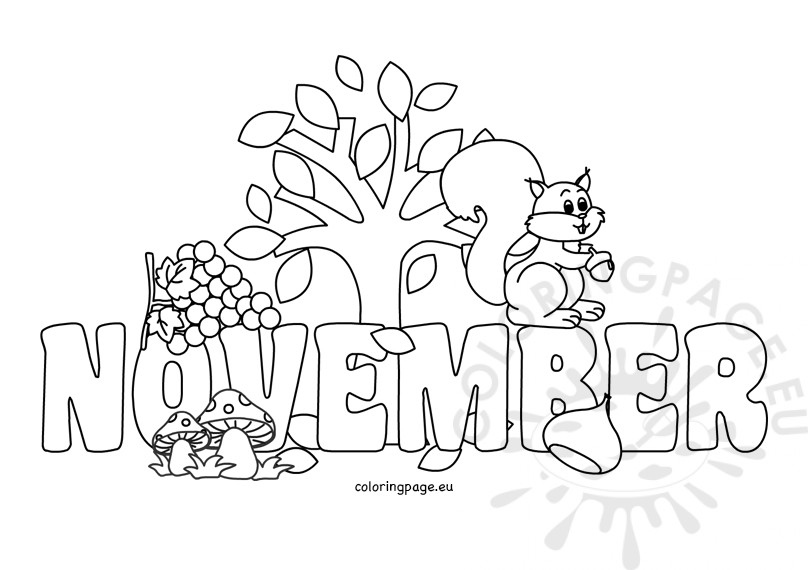808x570 November Coloring Pages Luxury November Coloring Sheet Printable