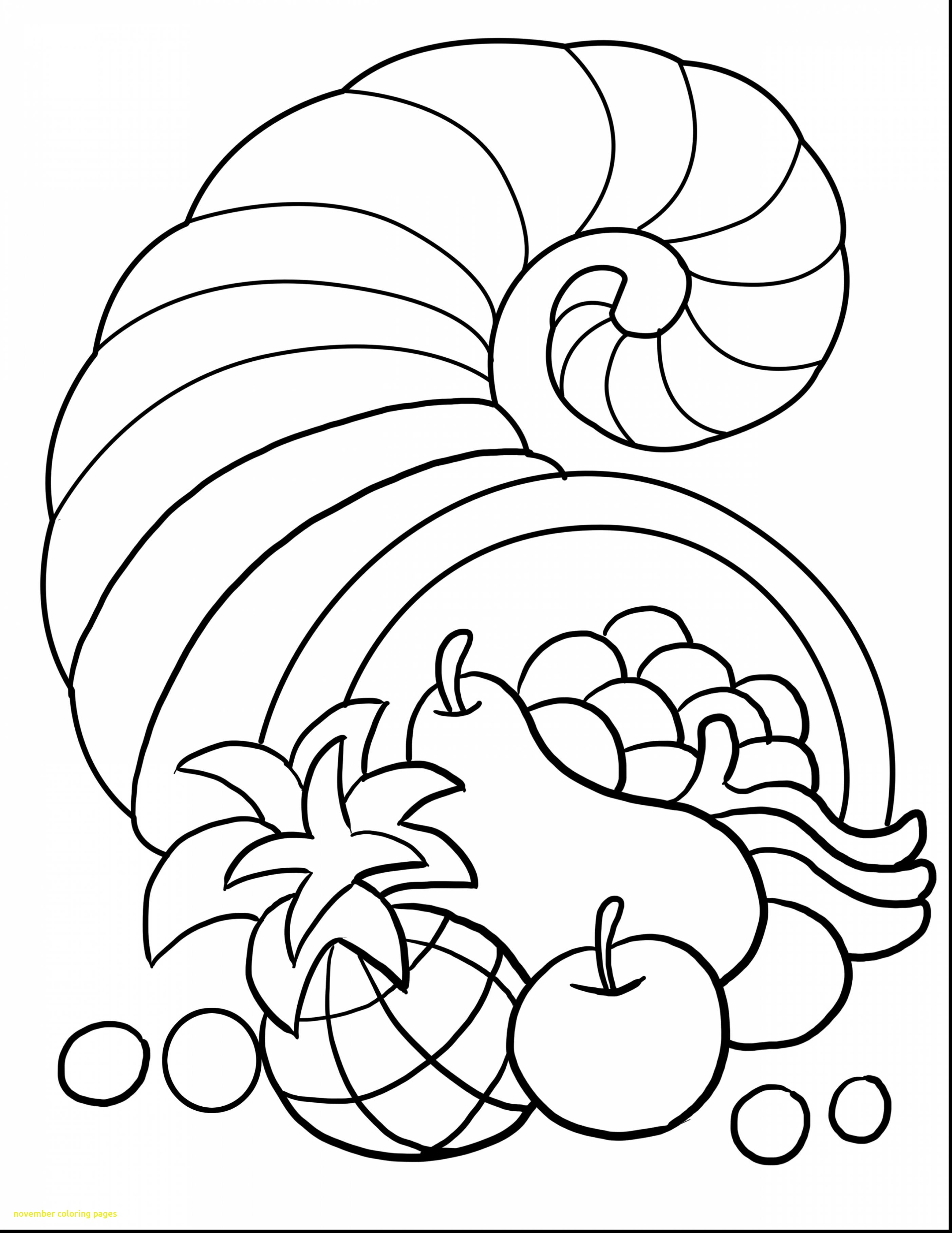 2805x3630 November Coloring Pages With Thanksgiving Craft Crayon And Pine