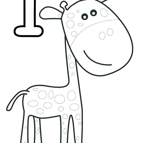 599x600 Number One Coloring Page Number One Coloring Page Number Coloring