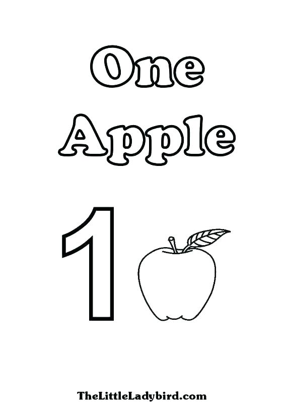 Number 18 Coloring Page