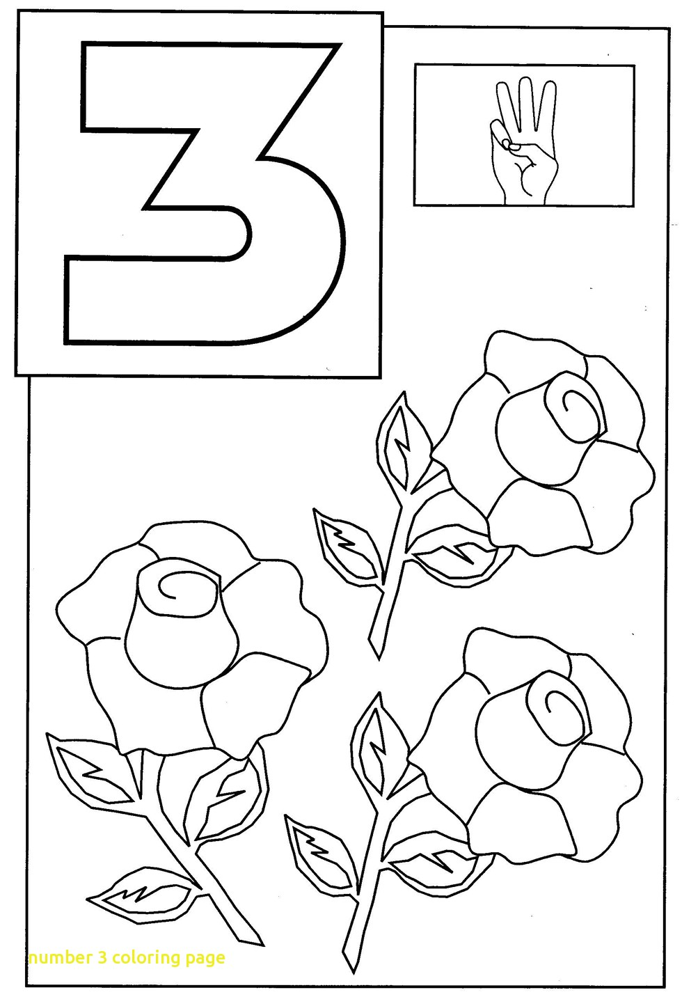 980x1432 Number Coloring Page Get Bubbles