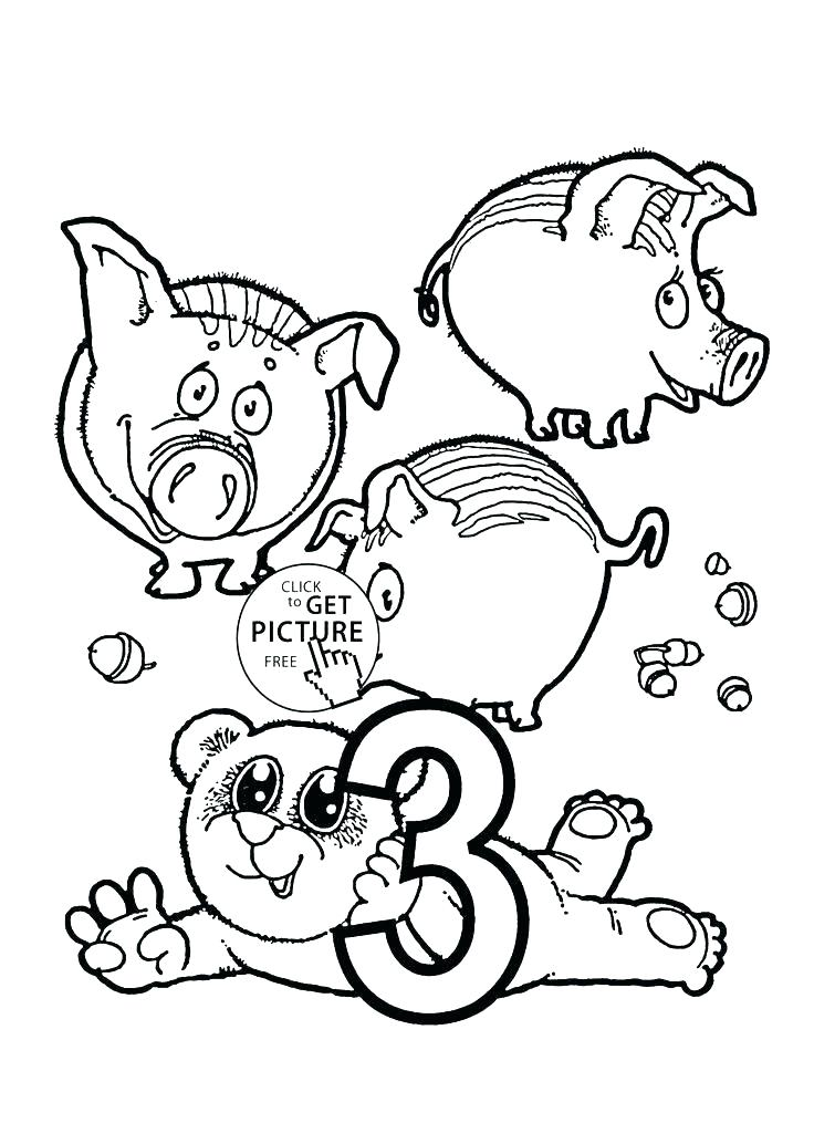736x1034 Coloring Pages Numbers Counting Coloring Pages Number Coloring