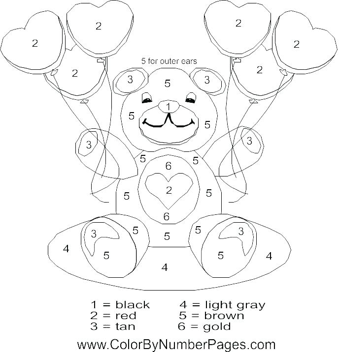 688x716 Coloring Number Pages Number Coloring Page Numbers Coloring