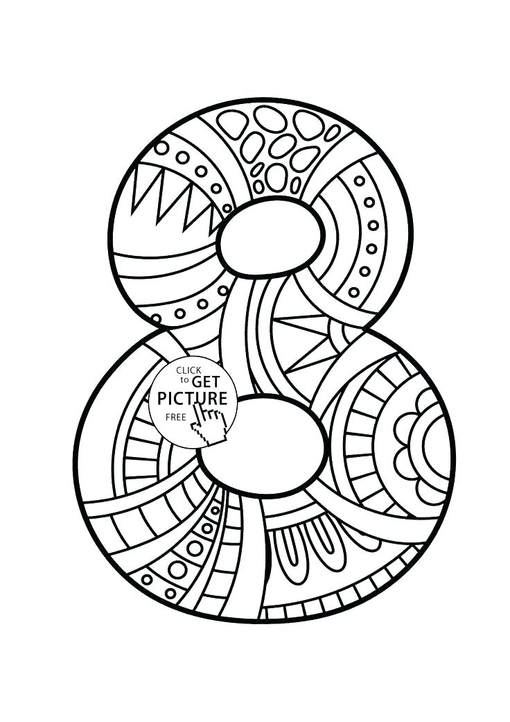 736x1041 Number One Coloring Page Number One Coloring Page Mom Coloring