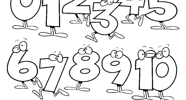 728x393 Coloring The Numbers Color