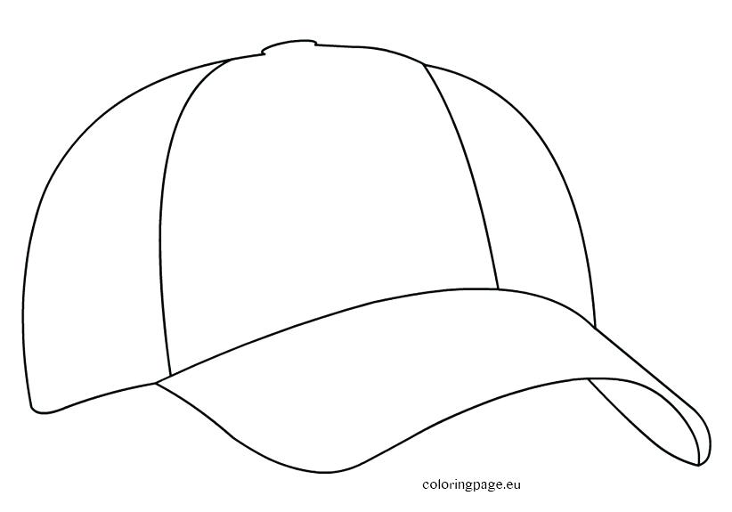 822x575 As Well As Nurse Cap Coloring Page Baseball Free Printable