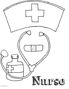 288x367 Hello Kitty Nurse Coloring Pages