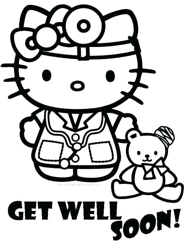 600x778 Nurse Coloring Pages Nurse Sweet Smile Coloring Page Nurse