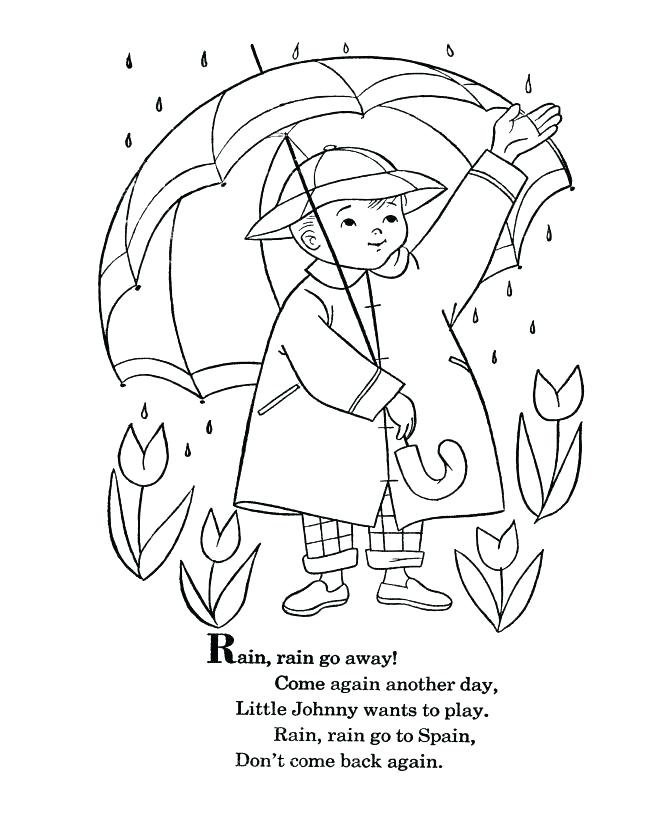670x820 Mother Goose Printable Coloring Pages Nursery Rhyme Coloring Pages