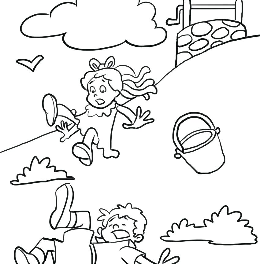 850x864 Nursery Rhyme Coloring Pages Design Nursery Rhyme Coloring Pages