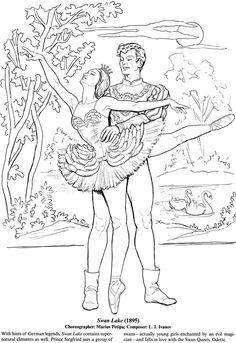 236x343 Nutcracker Ballet Coloring Book Additional Photo