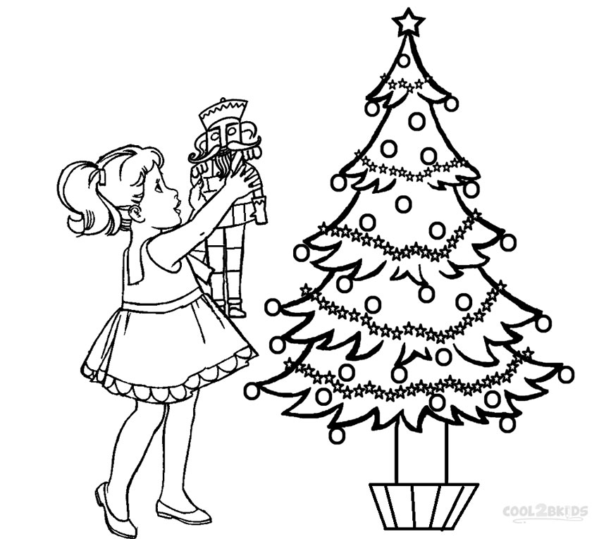 850x765 Printable Nutcracker Coloring Pages For Kids