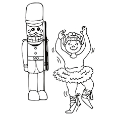 230x230 Top Free Printable Nutcracker Coloring Pages Online