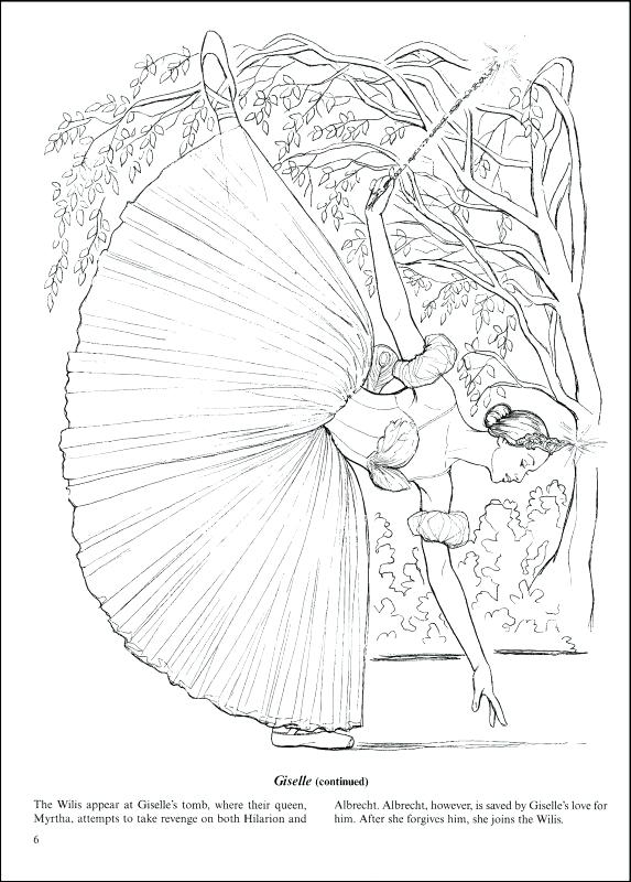 Nutcracker Ballet Coloring Pages at GetDrawings.com | Free ...