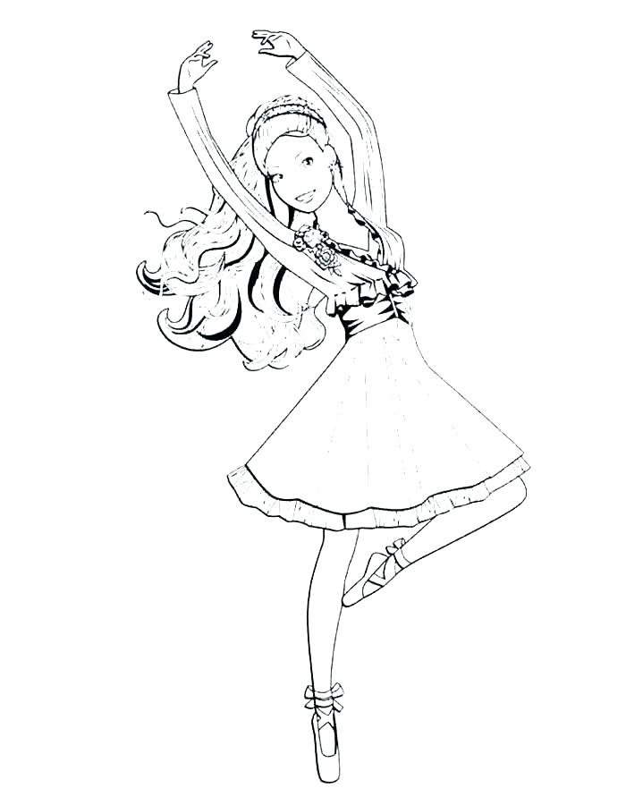 700x900 Ballet Coloring Pages Ballerina Coloring Pages Ballet Coloring