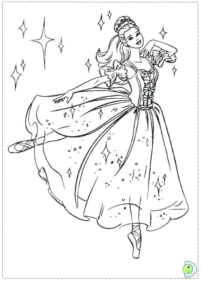 691x960 Nutcracker Coloring Page Coloring For Adults Nutcracker Crafts