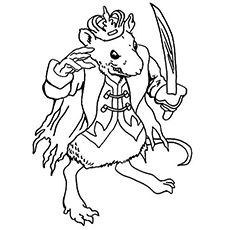 230x230 Top Free Printable Nutcracker Coloring Pages Online Mice