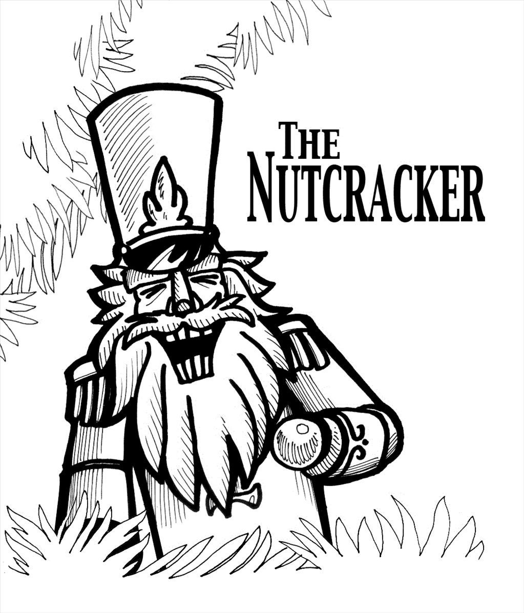 1023x1197 Coloring Pages For Nutcracker Best Of Great Nutcracker Coloring