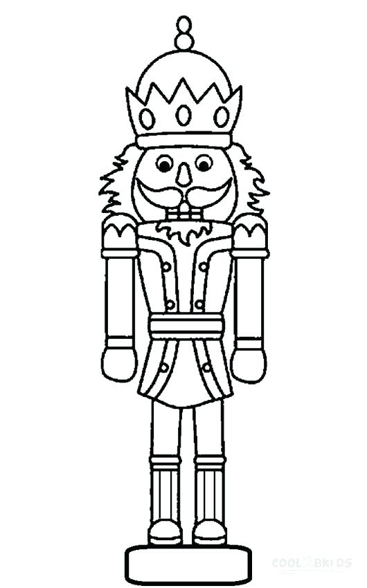 530x850 Printable Nutcracker Coloring Pages For Kids Printable Nutcracker