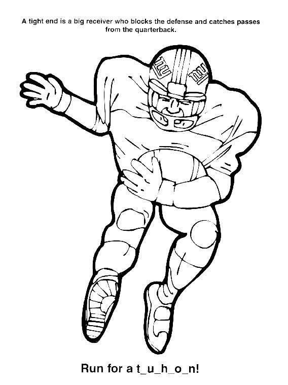 Ny Giants Coloring Pages at GetDrawings.com | Free for ...