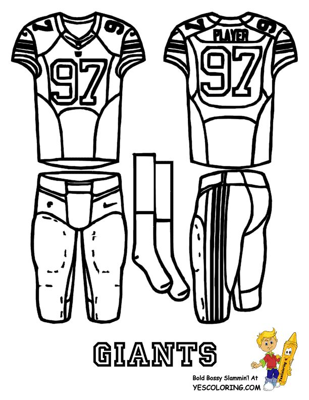 612x792 San Francisco Giants Coloring Pages