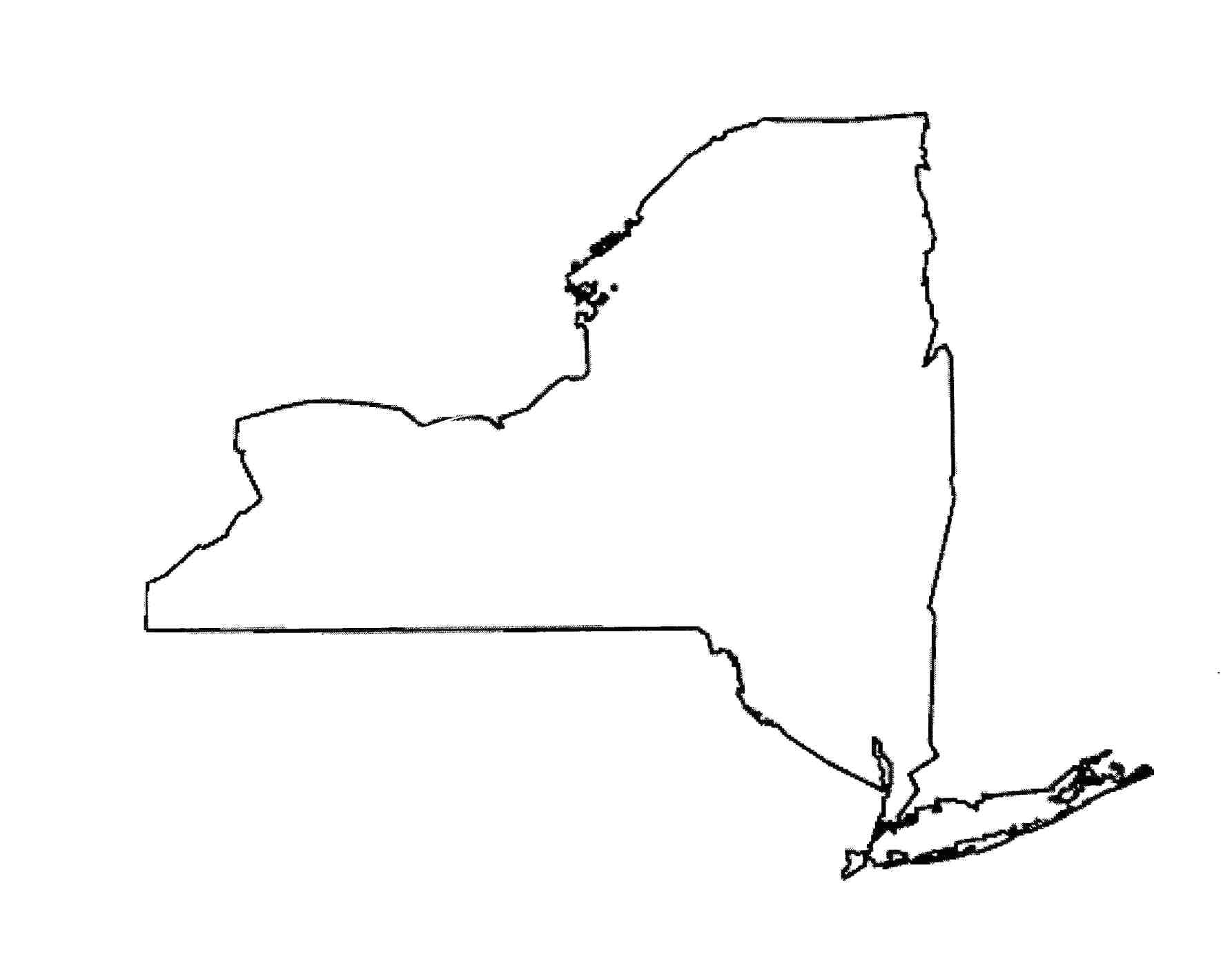 1785x1403 Coloring Page New York Coloring Pages State Page Rangers