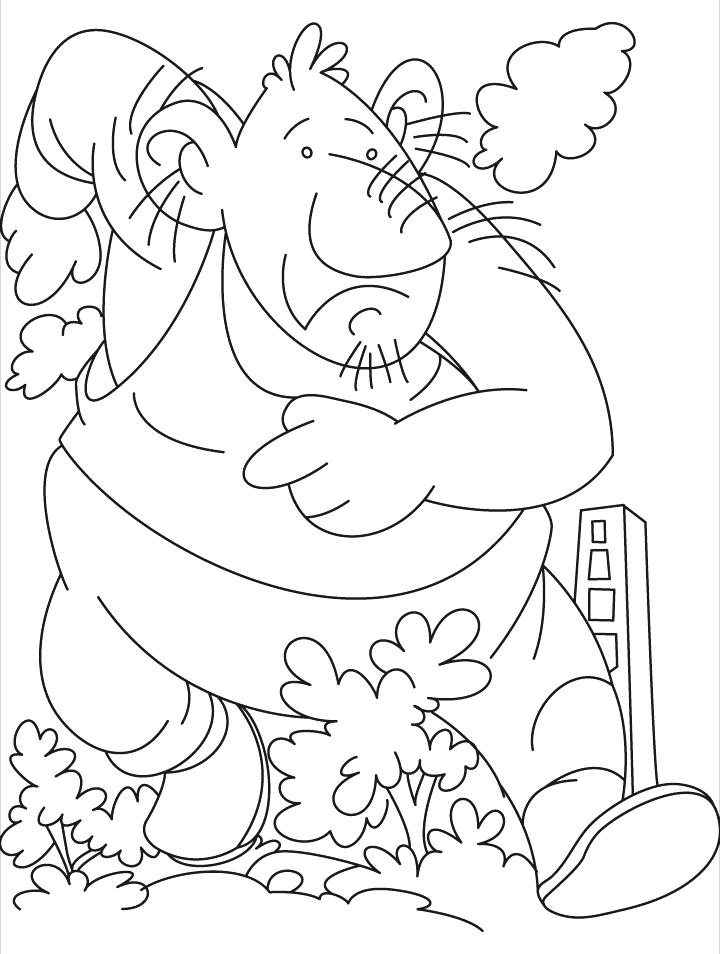 720x954 Ny Giants Coloring Pages