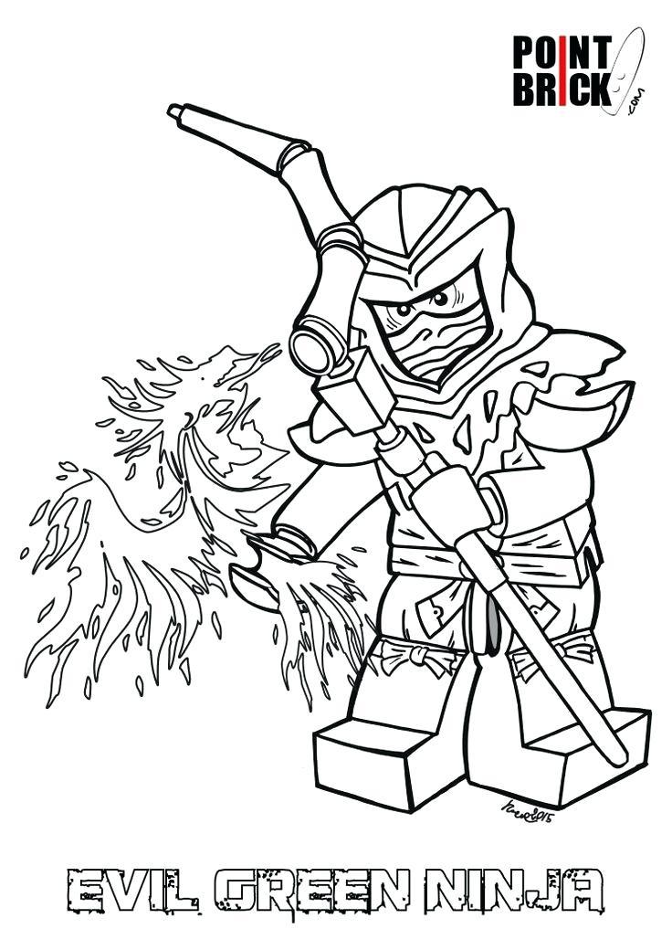 Nya Ninjago Coloring Page at GetDrawings | Free download