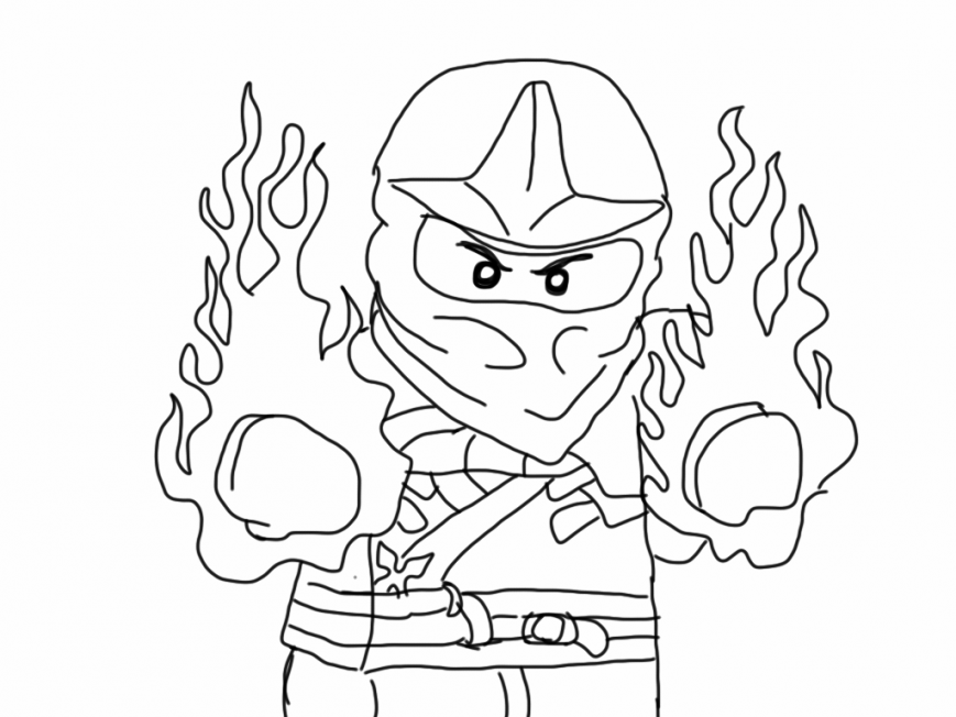 869x652 Ninjago Coloring Page Pictures High Resolution Pages Free Pdf Jay