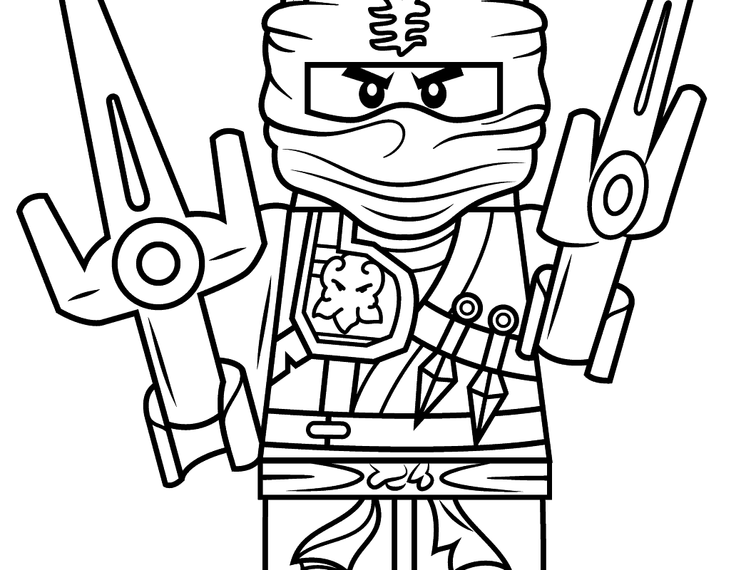 1060x800 Great Lego Ninjago Coloring Pages With Additional Cartoon Free