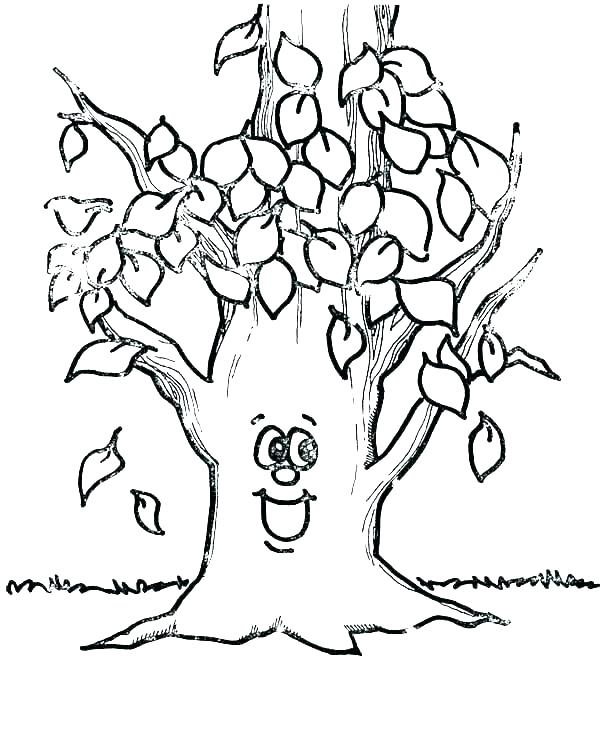 600x733 Coloring Page Leaf Oak Leaf Coloring Page Free Printable Coloring