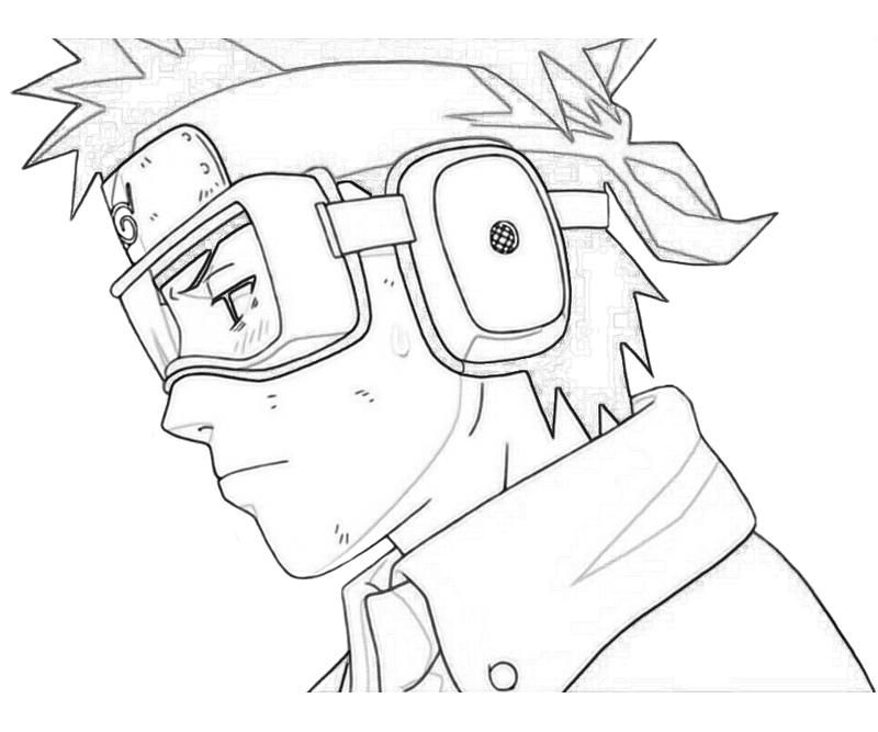 Obito Coloring Pages At Getdrawings Free Download