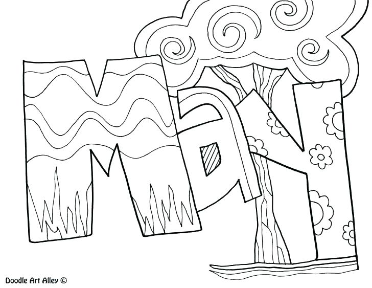 Objects Coloring Pages