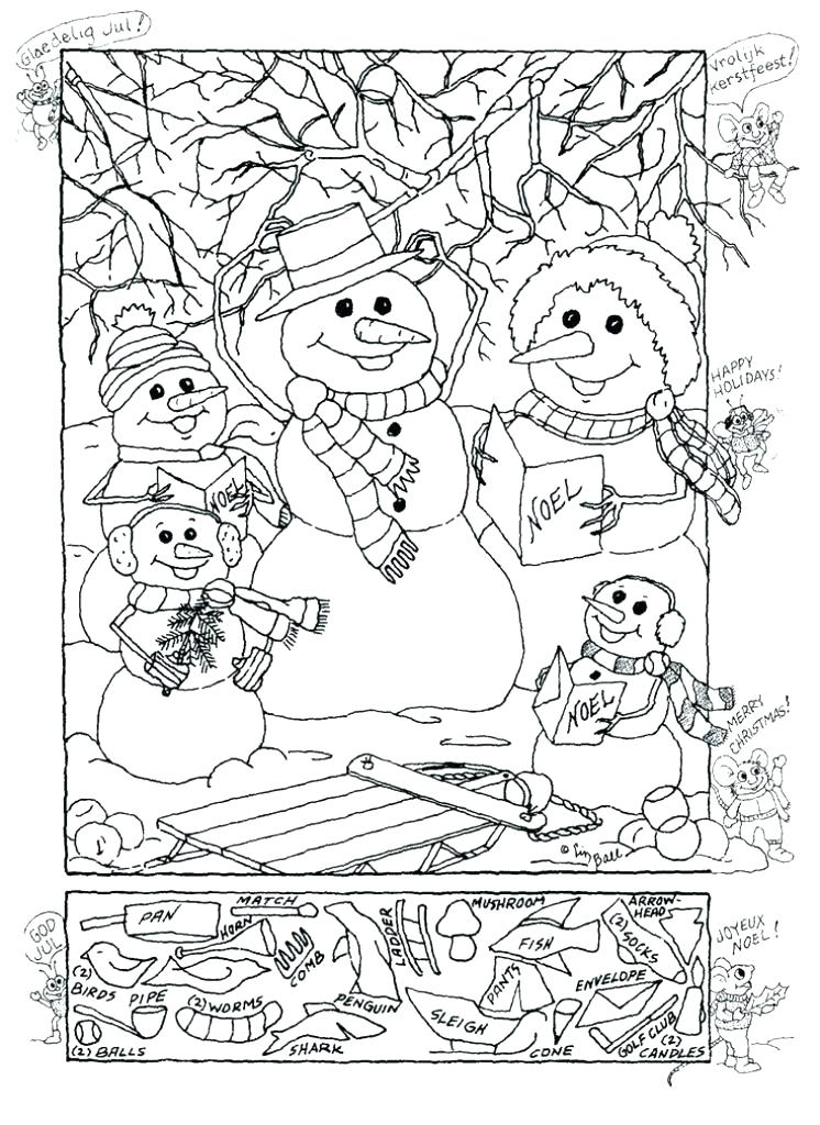 746x1024 Hidden Pictures Coloring Pages Hidden Pictures Coloring Pages Best