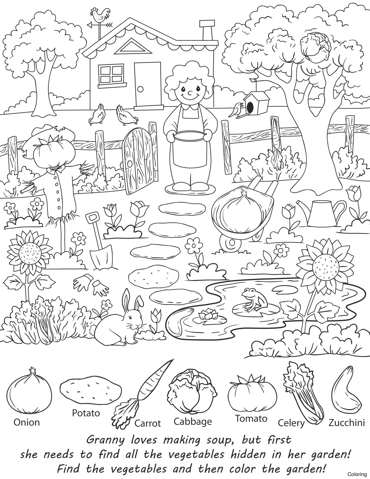 1224x1584 Inspiration Hidden Object Coloring Pages Superhero Captivating