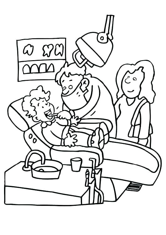 Occupation Coloring Pages At Getdrawings Com Free For Personal Use